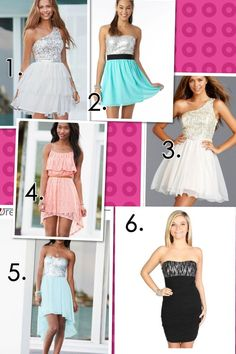 dress for 8th grade formal - Google Search