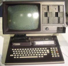 Philips P2000M - 1980