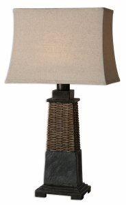 CanadaLightingExperts | Lavaca - One Light Table Lamp