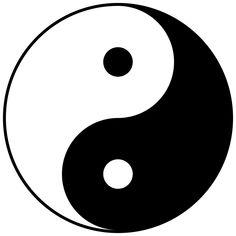 Enjoying More Yin in a Yang World Yin Yang, Feng Shui, Patches Tumblr, Jin Y Jan, Png Tumblr, Chinese Philosophy, Traditional Chinese Medicine, Adhesive Vinyl, Tai Chi