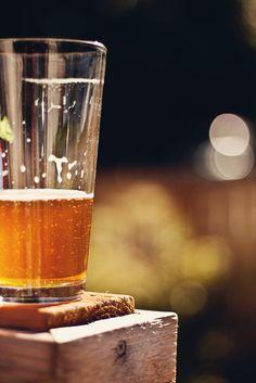 Per chiudere bene la giornata non c'è niente di meglio di un buon bicchiere di sidro dissetante. :)