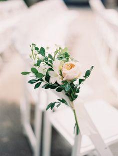 Elegant Ontario Lakeside Wedding Ceremony flowers: www. Wedding Aisle Outdoor, Wedding Ceremony Seating, Wedding Aisles, Wedding Ceremony Flowers, Lakeside Wedding, Wedding Chairs, Floral Wedding, Wedding Bouquets, Trendy Wedding