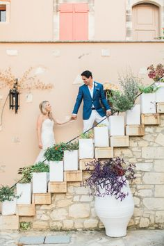 Dreamy Crete wedding: http://www.stylemepretty.com/2016/03/14/20-images-that-will-leave-you-wanting-a-wedding-in-greece/