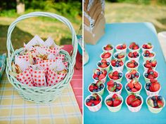 FUN & Colorful Backyard First Birthday!