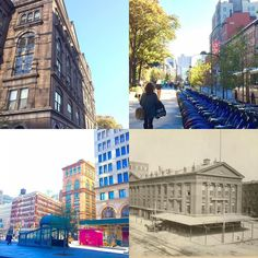 We Cooper Square at the crossroads of #noho  #greenwichvillage and the #eastvillage .
