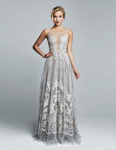 Bridal Designer Hamda al Fahim   www.onefabday.com   #WeddingDress