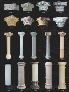 Roman Columns | Roman Columns-China Column, Pedestals