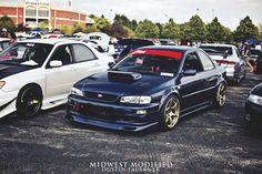 Subaru Impreza Coupe