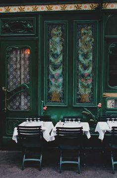 Barbara Sandson: Le Petit Zinc, Paris