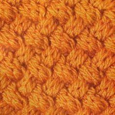 iKnitts: Diccionario de puntos: como tejer punto cruzado tipo canasto