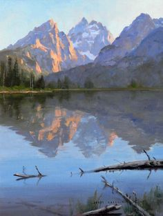 """Cathedral Group Reflections  16""""x12"""""""