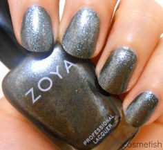 Cosmetish: Zoya Zenith Collection Swatches #nails #polish #nailpolish #glitter #zenith #winter #winter2013 #fall #fall2013 #zoya #zoyanailpolish #glitternails #nailart @Zoya Zinger Nail Polish