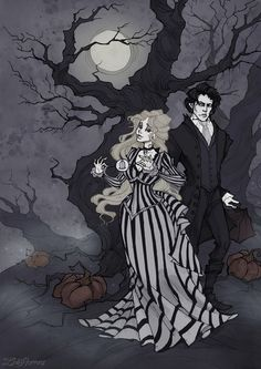 Sleepy Hollow by IrenHorrors.deviantart.com on @DeviantArt