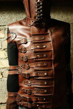 steampunk straight jacket