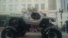 Monster Jam to Bring 2 Days of Fun to Jacksonville http://sumo.ly/oOcn