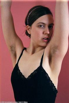 ALBA: Free hairy girl pics
