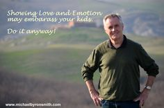 Love and Emotion as a Dad