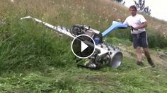 This is the most innovative German mower ever built! The Brielmaier Company from Southern Germany, delivered their brand new innovative mower! Brielmaier mo