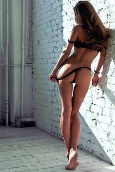 Naked girls asses ass European