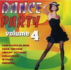 Dance Party Vol. 4 (1995) (Compilation) (FLAC) (Not On Label) (TOP 041459-2)