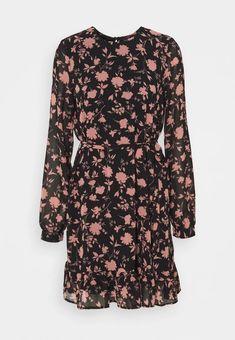 Zalando High Neck Dress, Dresses With Sleeves, Long Sleeve, Fashion, Turtleneck Dress, Moda, Sleeve Dresses, Long Dress Patterns, Fashion Styles