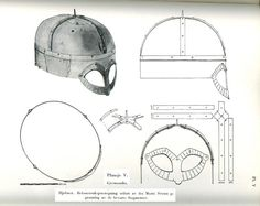 Europa Re-enactment - Helmet Making Projects