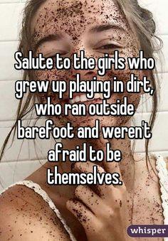 I applaud you rebel ladies