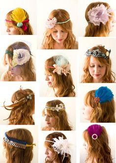 acessórios para os cabelos                                                                                                                                                                                 Mais