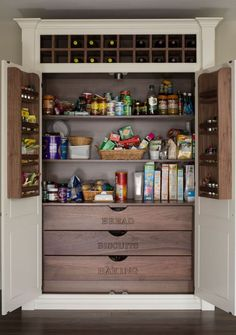 15 Formidably Functional Diy Tips For Your Kitchens Pantry 1