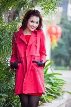 asian gloved girl