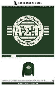 #sorority #greeklife #customdesign #lovethelab // Houndstooth Press Custom Apparel Sorority Pr, Sorority Outfits, Greek Life, Fraternity, Houndstooth, Custom Clothes, Custom Design, Shirt Designs, Crew Neck