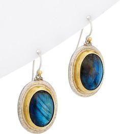 Gurhan Galapagos Labradorite Stud Earrings sVfbp4