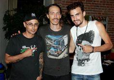 Brandon Boyd - Rome 25/06/2012