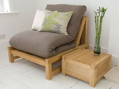 bridgeport futon chair bed affordable sleeper chairs  u0026 ottomans   ottomans apartments and      rh   pinterest