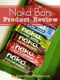 #Nakd Bar Product Review  #ProductReviewParty