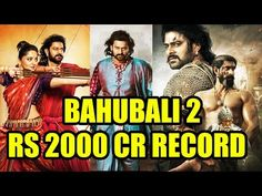 Baahubali 2 Movies Box Office Collection In 2017
