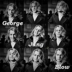 JCD II : Johnny Depp - edit © 2001 - Blow • George Jung Johnny Movie, Johnny Depp Movies, Johnny Depp Winona Ryder, A Comics, In This Moment, Sexy, Movie Posters, Fictional Characters, Film Poster
