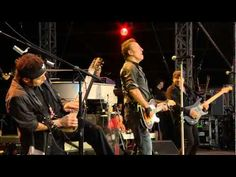 Bruce Springsteen and the E street band, live in Hyde Park, London 2009 (Part 4)