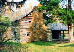 Walker Sister Home in Cades Cove, Tennessee
