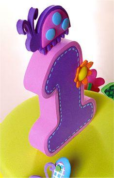 Manualidades Foamy | Patrones Moldes | Videotutoriales | Goma Eva | Pastel Diy Birthday, Birthday Parties, Cardboard Letters, Ideas Para Fiestas, Foam Crafts, Cool Diy, Birthday Candles, Gift Tags, Art For Kids