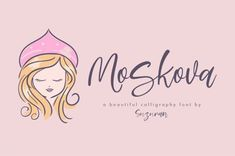 Introducing the Moskova script, a font that is very fresh and unique style handmade + bonus font, Night in Kansas & Free Pen Script for your project. Script Logo, Handwritten Fonts, Calligraphy Fonts, All Fonts, Lettering, Feminine Fonts, Free Pen, Beautiful Calligraphy, Free Fonts Download