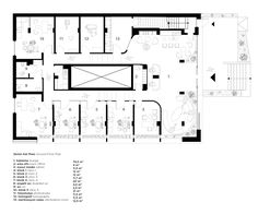 13 best clinic floor plans images clinic design, office designs Clinic Room Layout bat� ortodonti policlinic, designed by slash architects in �stanbul, bring a new architectural concept