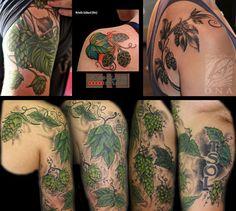 Hops Tattoos