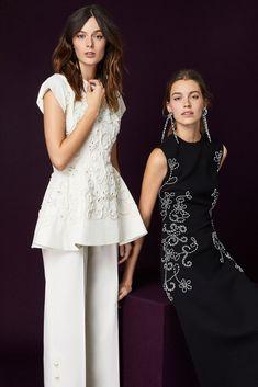 Lela Rose Pre-Fall 2018 Fashion Show Collection
