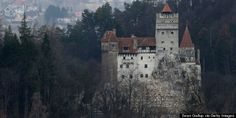 Dracula's Castle For Sale For The Right (But Undisclosed) Price