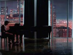 """50 shades"" : visitez virtuellement l'appartement de Christian Grey"