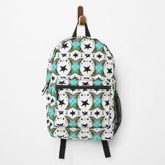 Art Bag, Star Designs, Zipper Pouch, Fashion Backpack, Shells, Digital Art, Backpacks, Printed, Awesome