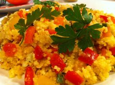 CUSCUS CU LEGUME | blog cu sare si piper Risotto, Grains, Ethnic Recipes, Blog, Seeds, Korn