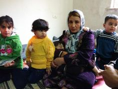 MCC responds to Syrian and Iraqi refugee crisis