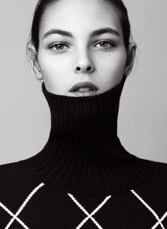 Philosophy Fall/Winter 2014 – Vittoria Ceretti by Bojana Tatarska